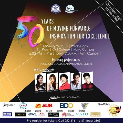 50 Years of Moving Forward: Inspiration for Excellence
